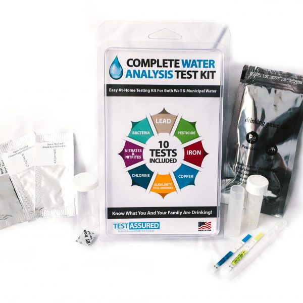 At Home Water Test Kit Amp Tds Meter Combo Watertestingkits