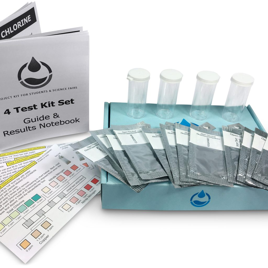 Science Fair Water Testing Kit