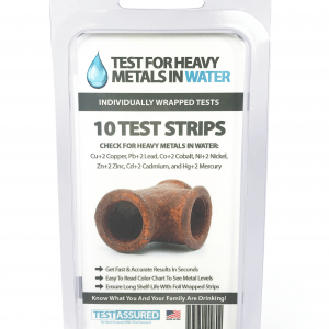 Heavy Metals Testing Strips