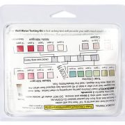 well water testing kit back