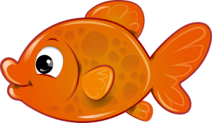 fishy water