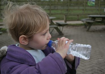 How Much Water Does Your Toddler Need?